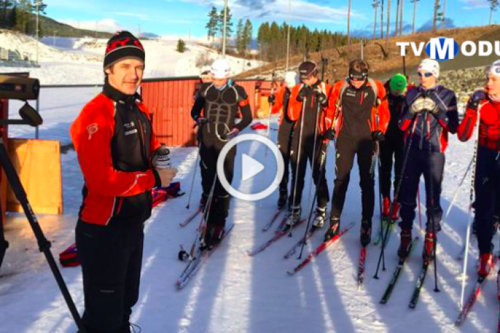 Toppidrett Skiskyting i Buskerud