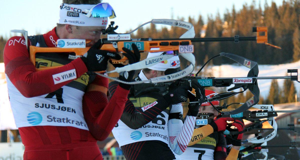 Skiskyting – World Cupen fortsetter onsdag