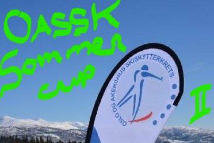 SommerCup 6/6 i Holmenkollen – Oppdatering informasjon