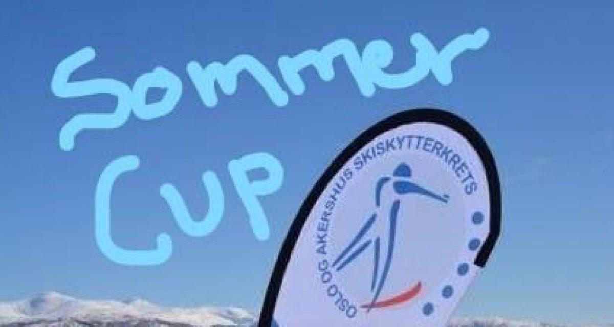 Resultater OASSK sommerCup 2018