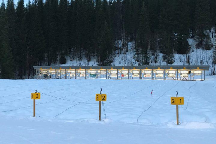 Kretsmesterskap Skiskyting