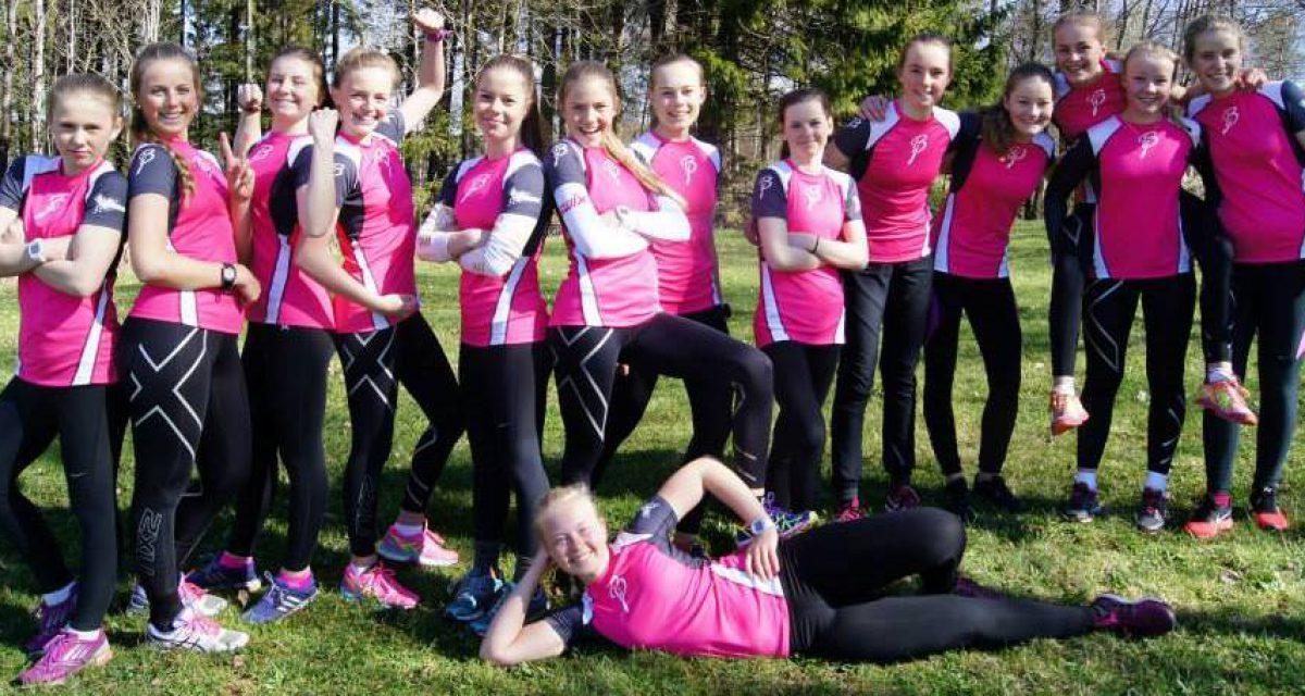 Sunn Jenteidrett camp 2017
