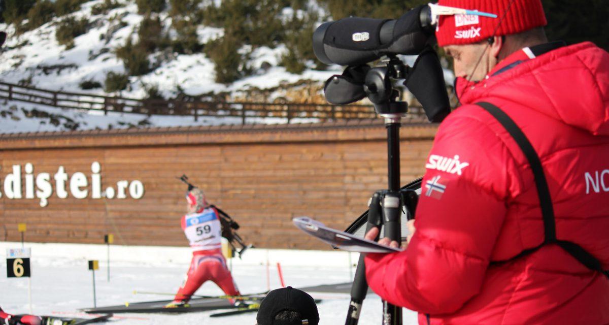 Kartlegging av treneren i norsk idrett