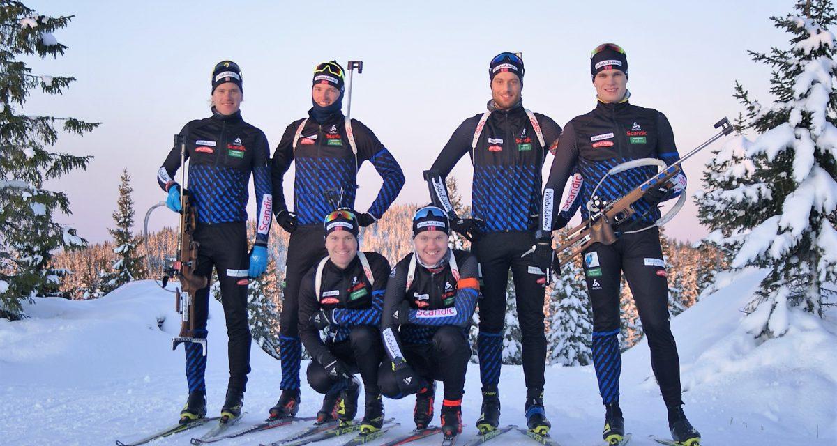 Team Mesterbakeren 19/20