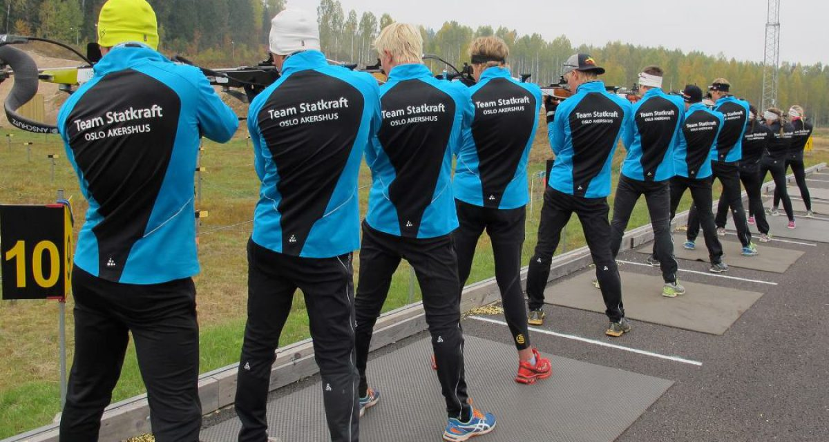 Team Statkraft Oslo Akershus 2014-2015