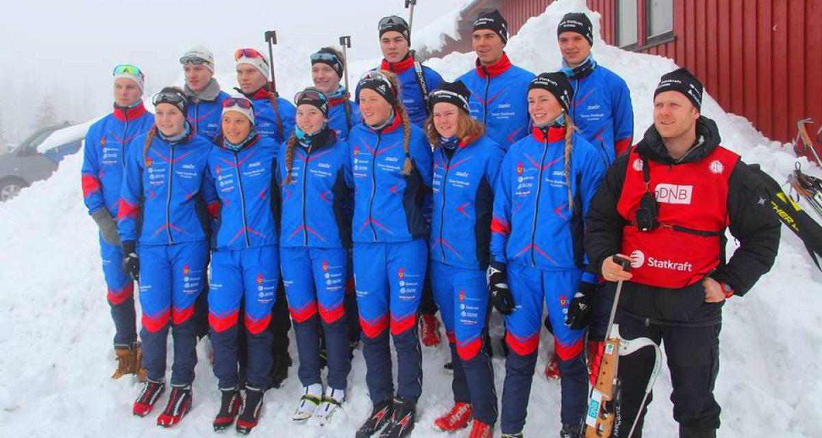 Team Statkraft Telemark 2014-2015