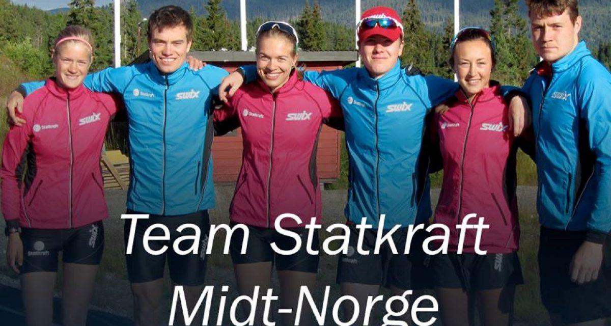 Team Statkraft Midt-Norge for 2016/17