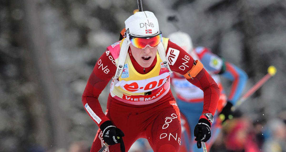 Skiskyting uke 6