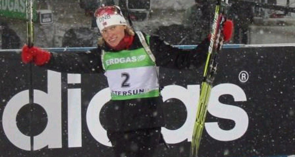 Tora Berger årets idrettsnavn