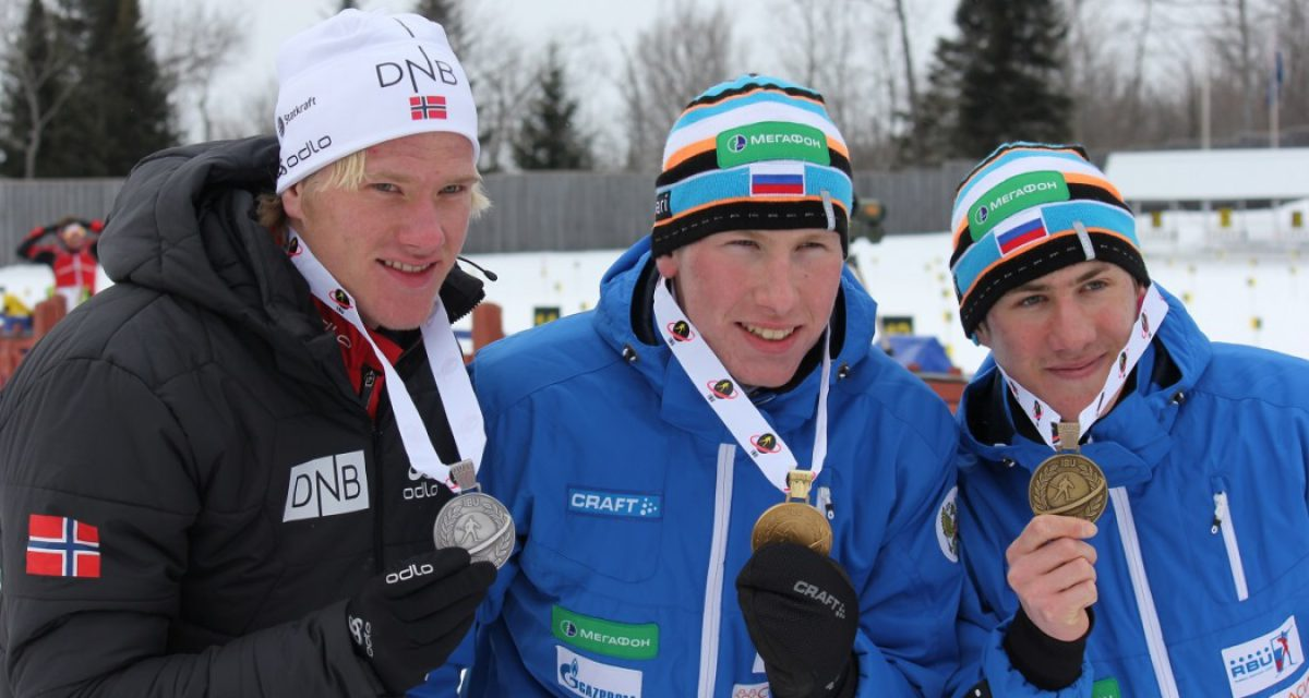 Sølv til Tore Leren i VM junior