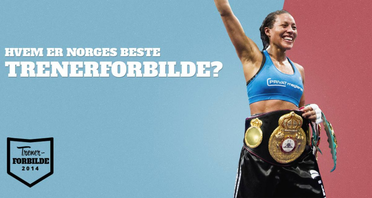 Hvem er Norges beste trenerforbilde?