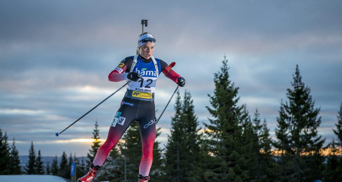 Entelios lag med Norges Skiskytterforbund