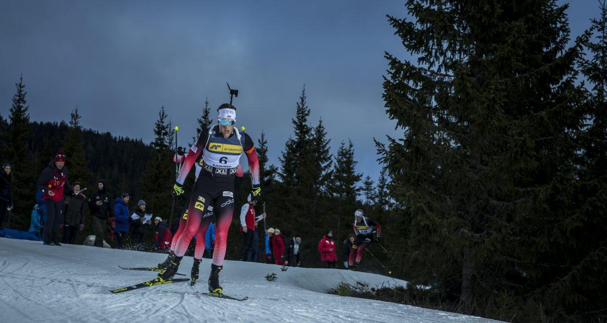Laguttak WC 1 Pokljuka og IBU-cup Idre Fjäll