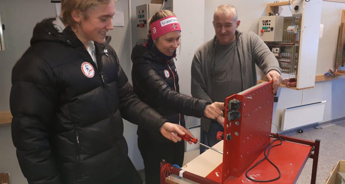 Nye muligheter på Nordnorsk skilinje – Nord-Troms vgs