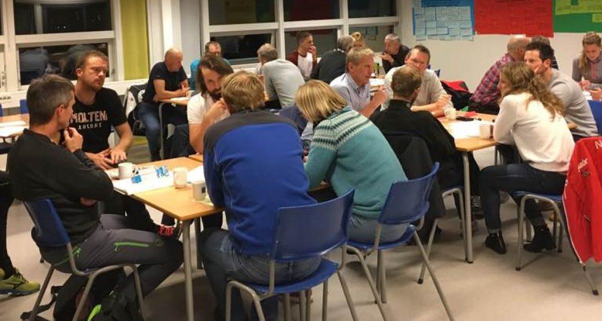 Regionmøter i Trondheim og på Voss