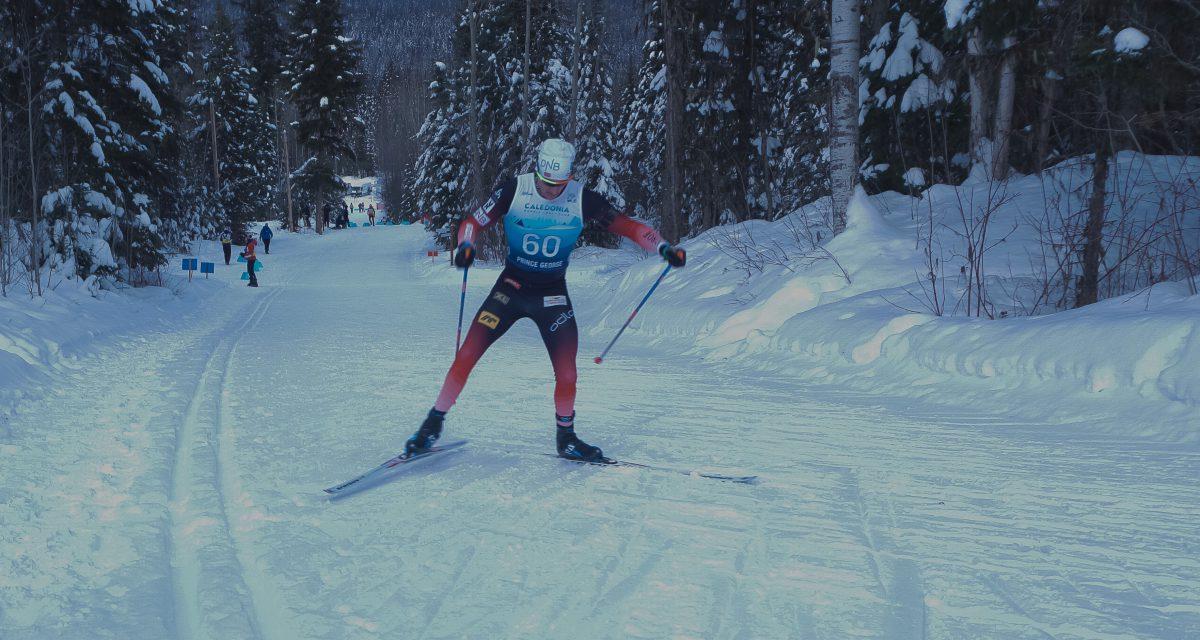 Nils Erik Ulset opprettholder medaljestatistikken med sølv