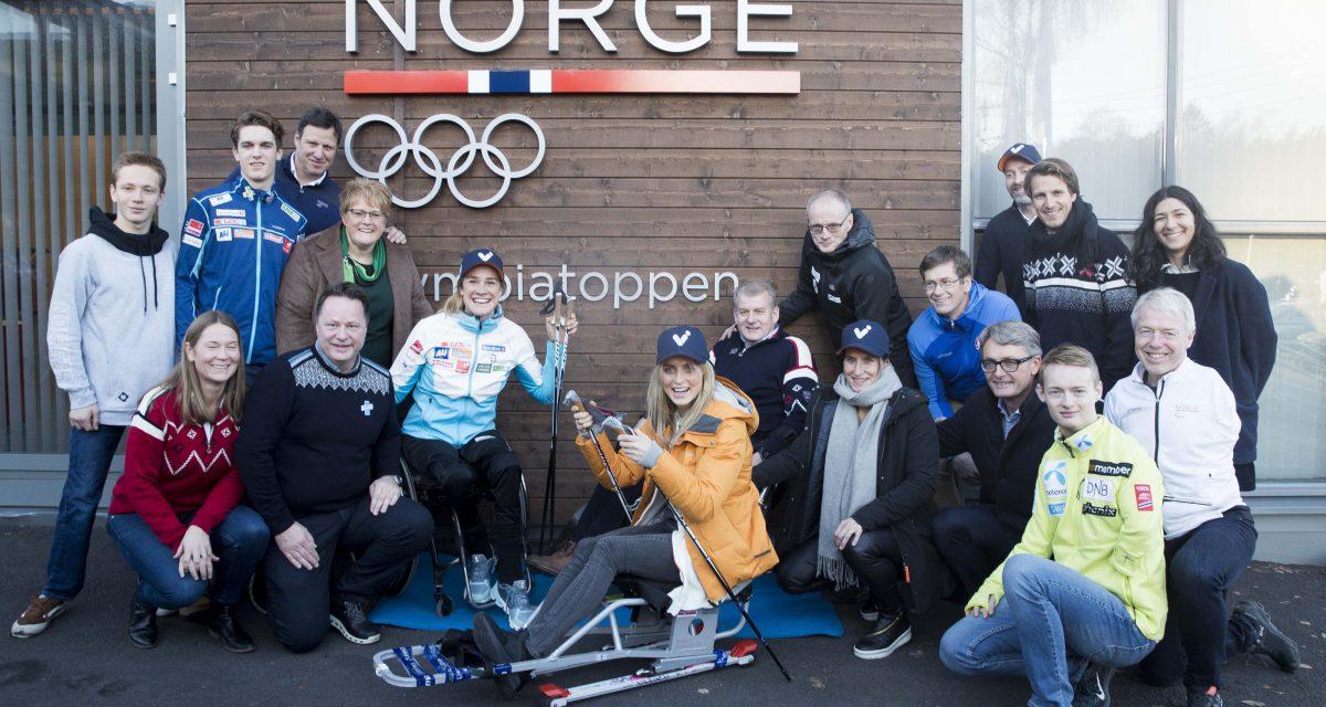Para-VM 2021 til Norge!