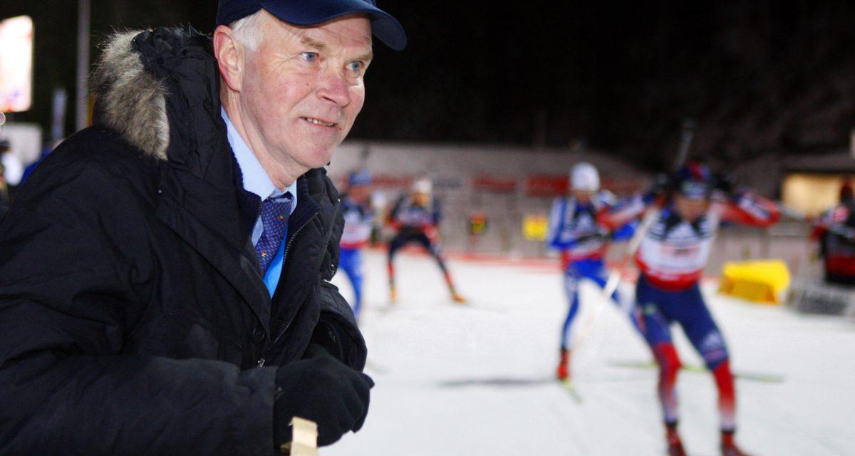 Anders Besseberg ble æresmedlem i NIF