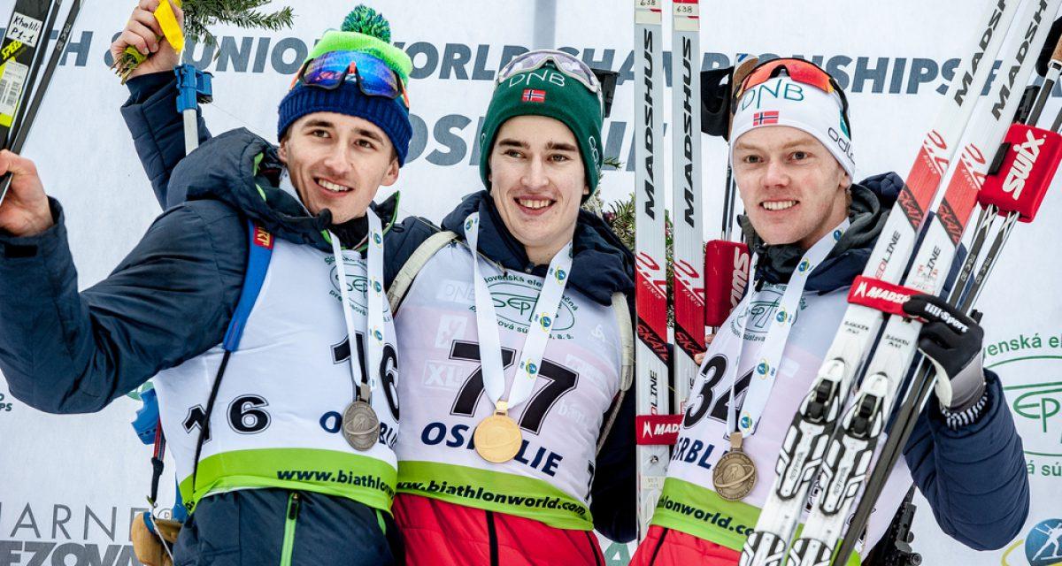 Ny gull og ny bronse til Norge i Osrblie