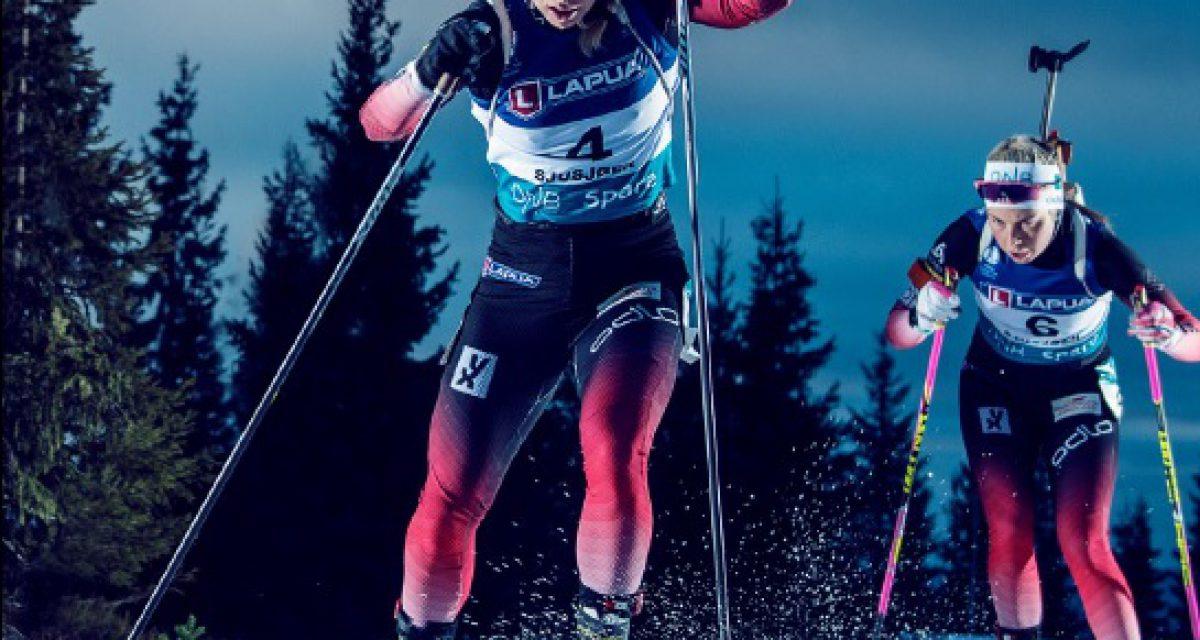 Utviklingstrapp for skiskyting