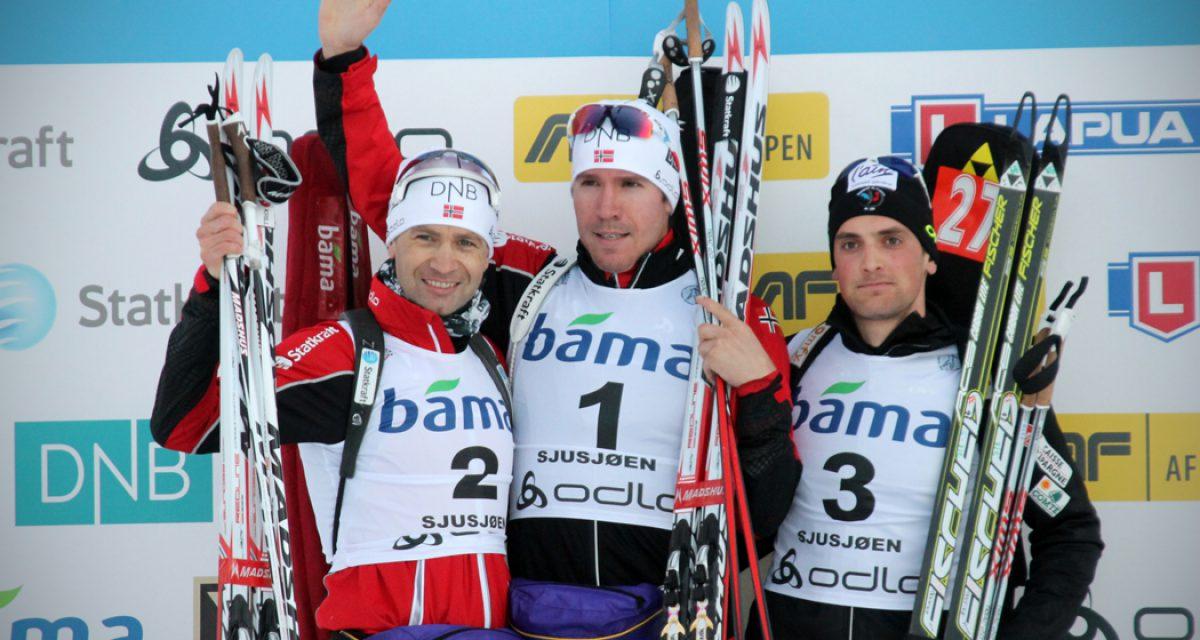 Norsk og tysk seier på Sesongstart Skiskyting