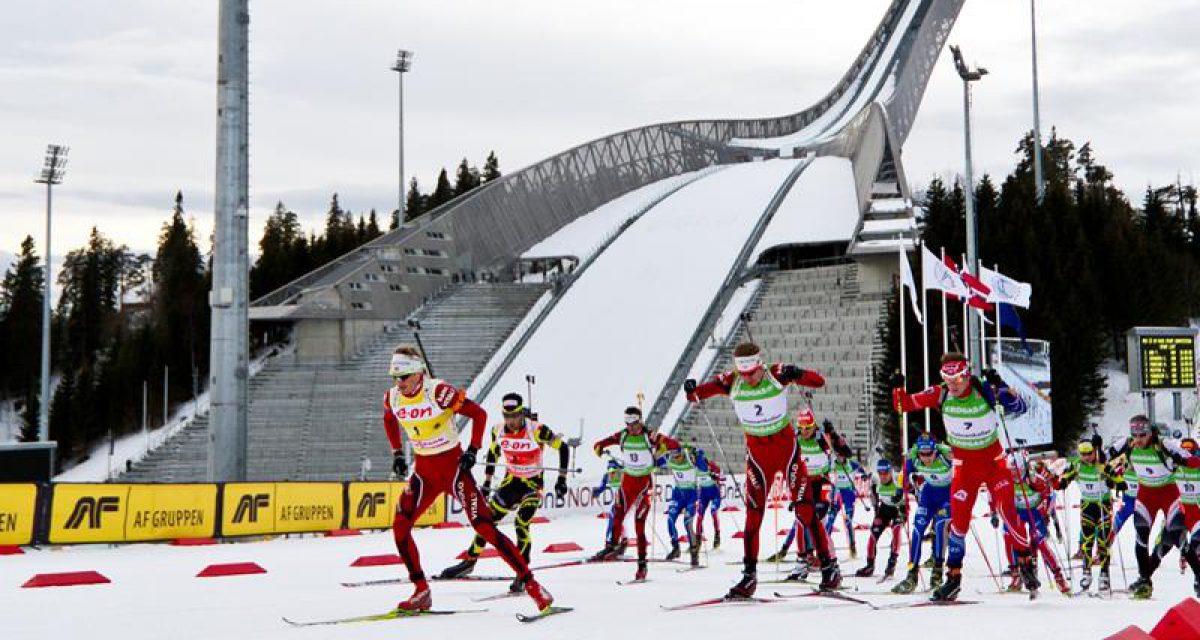 Klubbtilbud: prøve-VM i Holmennkollen