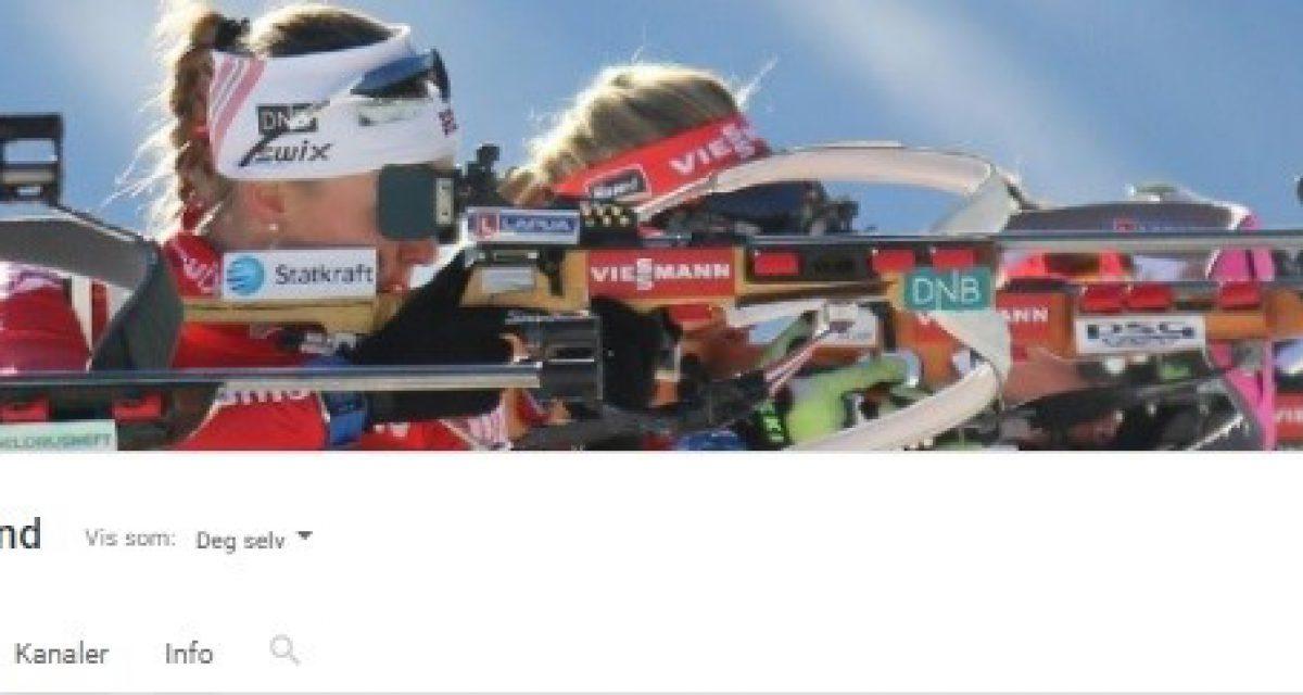 Norges Skiskytterforbund på Youtube