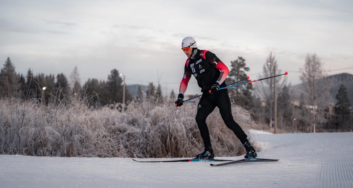Nils-Erik Ulset føler seg mer forberedt enn noensinne