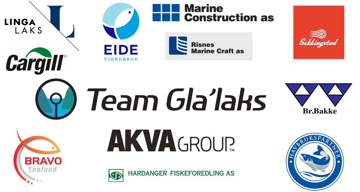 Sponsorer Team Gla'laks 2019-2020
