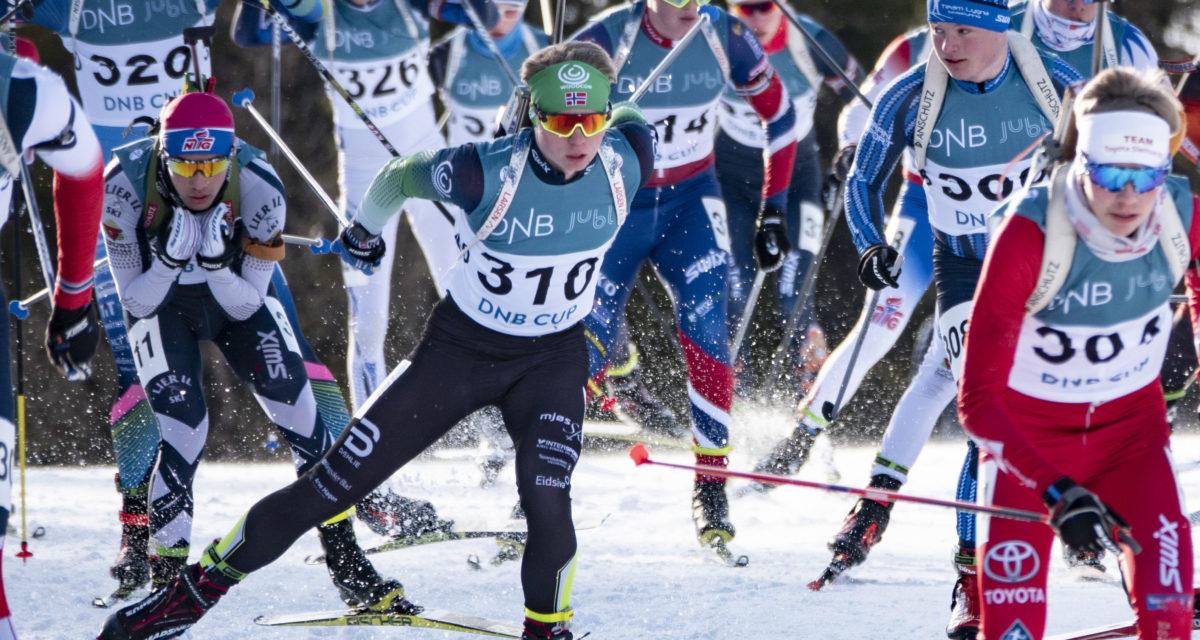 Bama Liatoppen Skiskytterfestival  17. – 19. april 2020