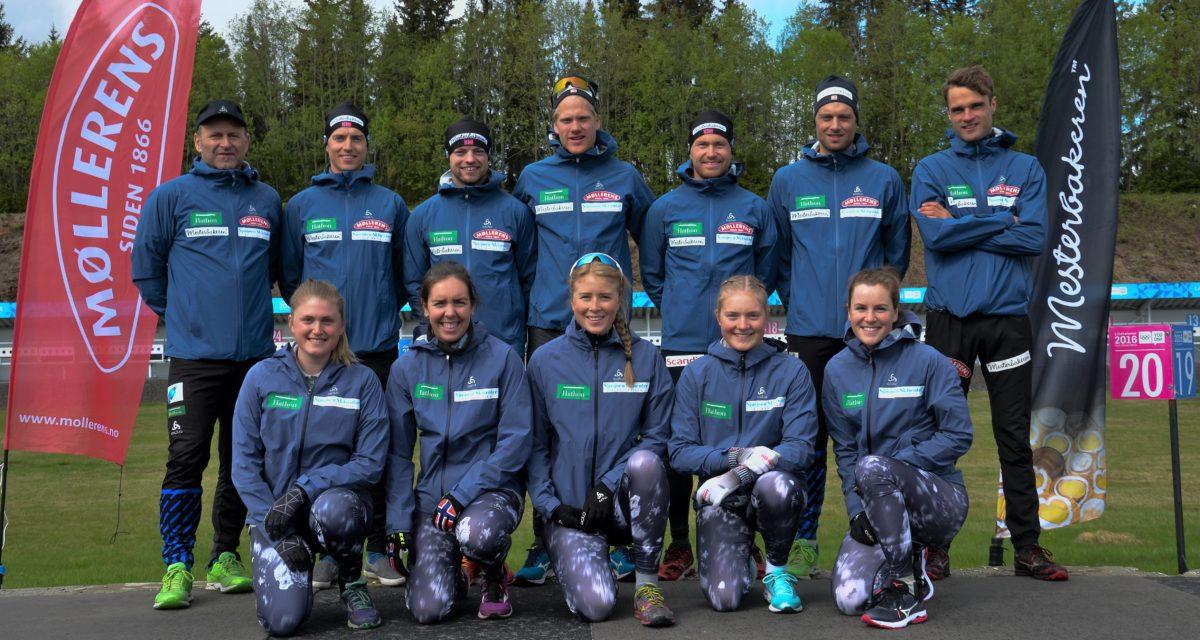Trenerutlysning Team Mesterbakeren 2020-21
