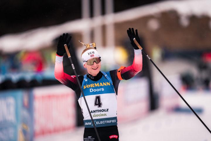 Disse 12 skiskytterne skal til finske Kontiolahti