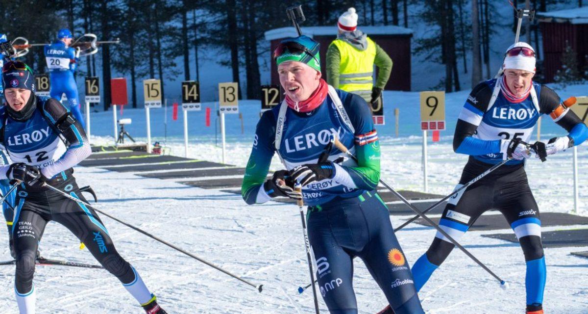 Ny sammenlagtliste Lerøy Cup