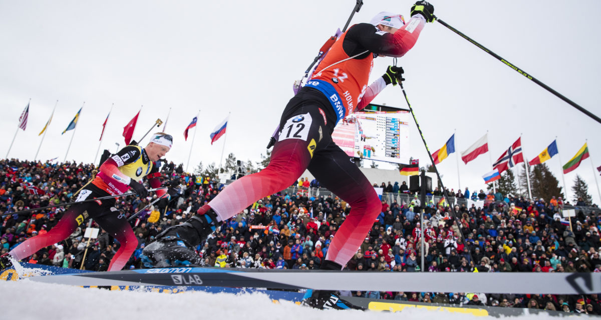 BMW IBU World Cup i Holmenkollen er avlyst