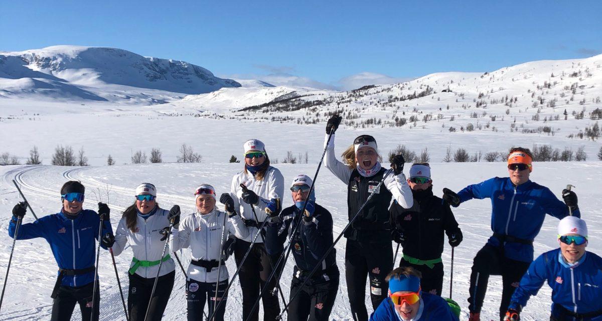 Ledig stilling som skiskyttertrener ved NTG Geilo