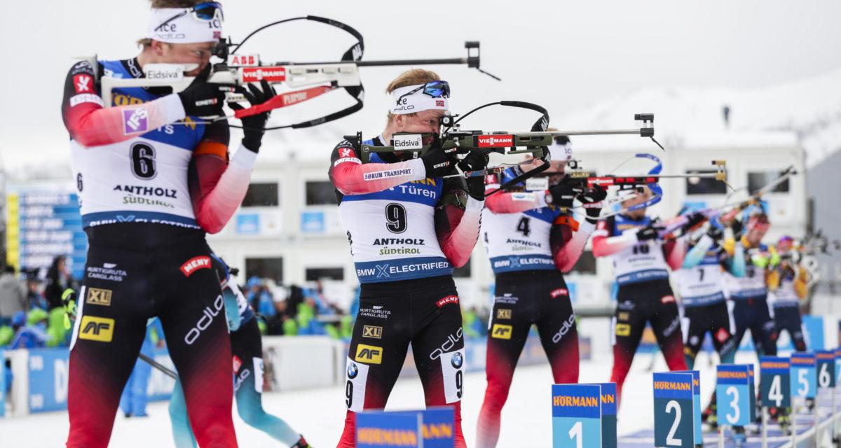 Dette er Norges skiskytterlandslag neste sesong