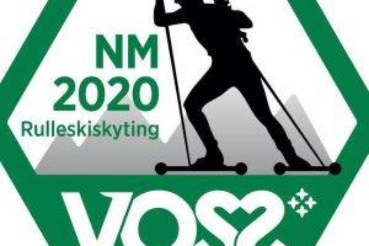 Rulleskiskytter NM Voss