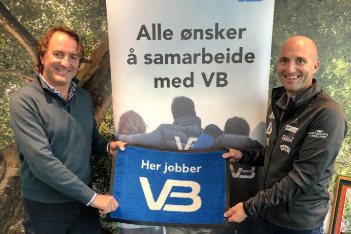 VB blir ny samarbeidspartner for skiskytterne