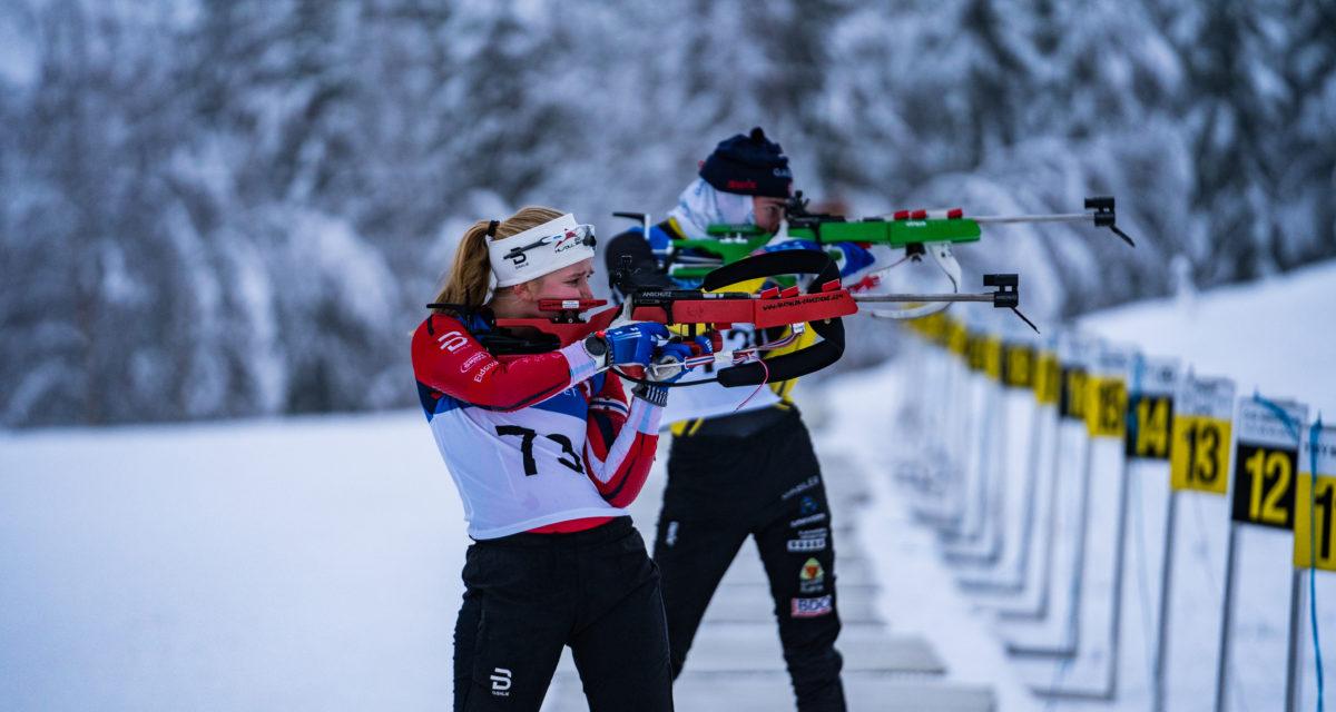 Glade skiskyttere på plass i Trysil