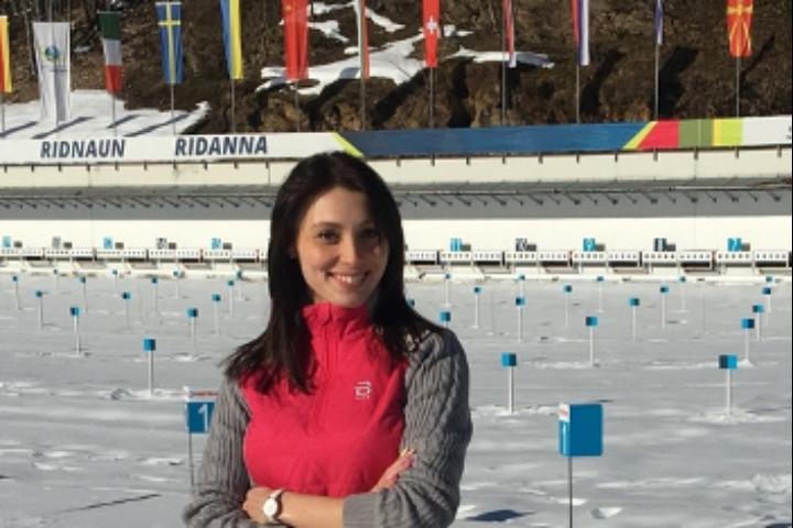 Ny aktivitetskonsulent til Norges Skiskytterforbund