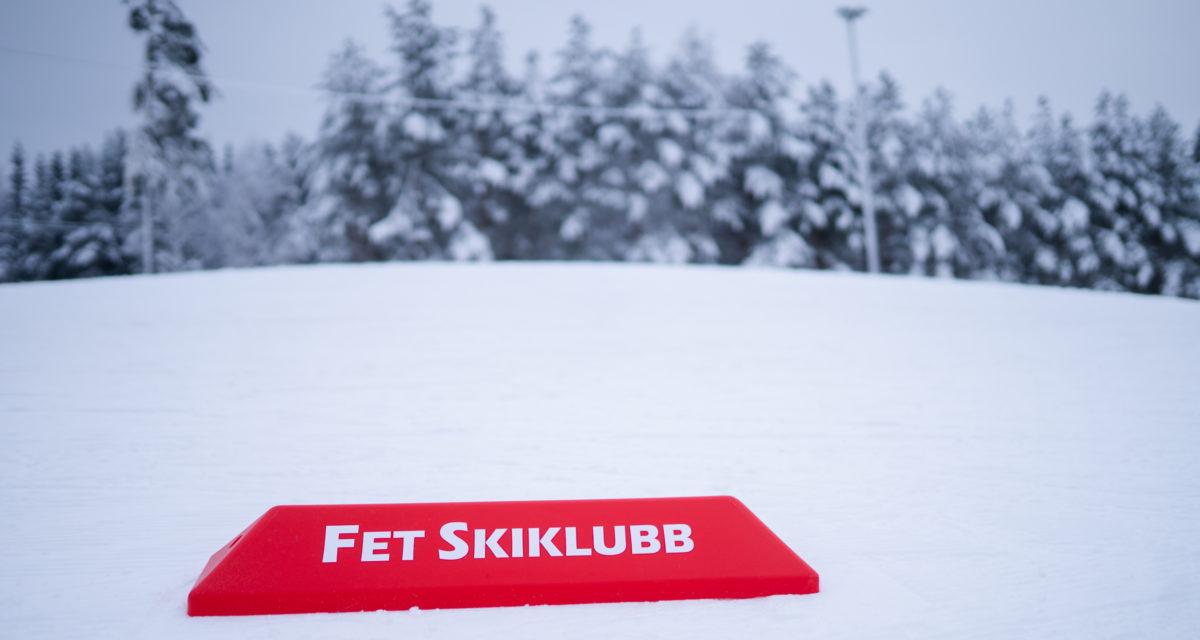 Fet Skiklubb tar over Lerøy renn