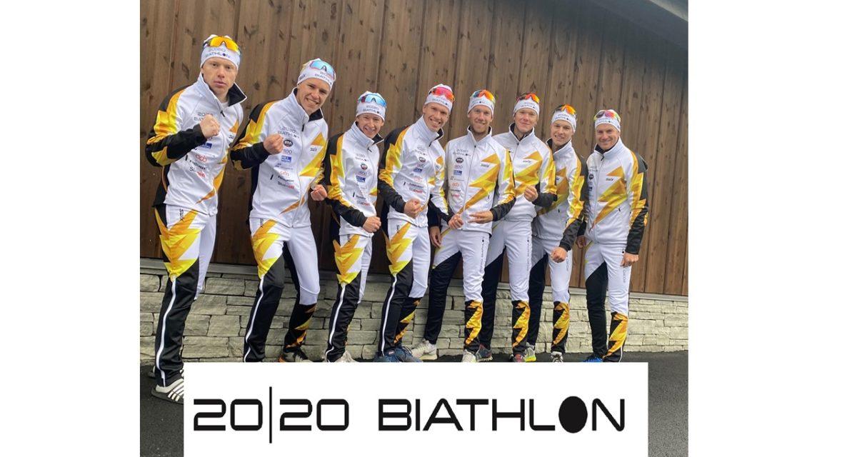 Team 20|20 Biathlon ønsker å tilby nye utøvere plass for neste sesong