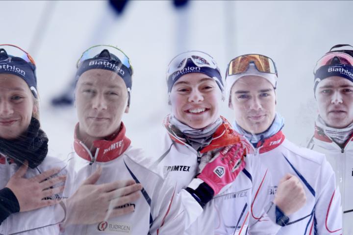 Trondheim Biathlon Team 2021/2022