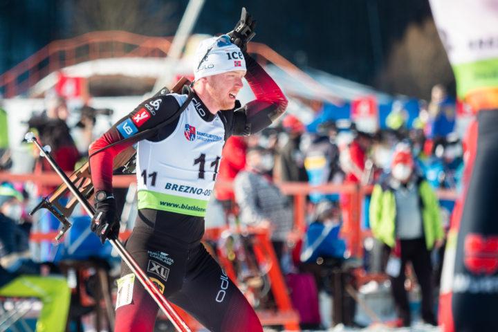 Disse skiskytterne reiser til IBU Cup-finalen
