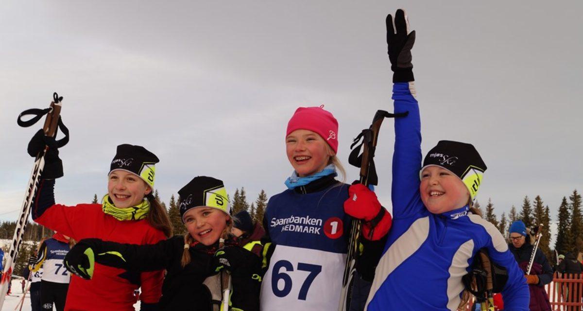 Mjøsski inviterer til KM renn lørdag og søndag 10. og 11. april.